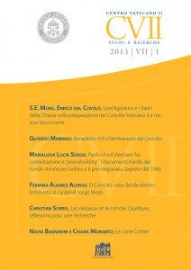 Copertina di 'Verso una nuova fase della recezione del Vaticano II. A proposito degli interventi di Benedetto XVI nell'ottobre 2012'