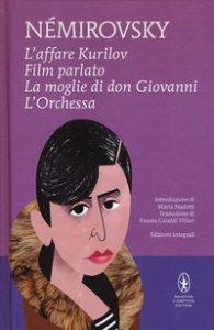 Copertina di 'L' affare Kurilov-Film parlato-La moglie di don Giovanni-L'orchessa'