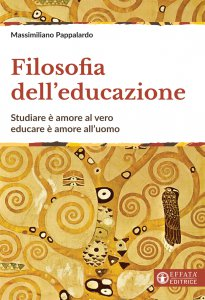 Copertina di 'Filosofia dell'educazione'