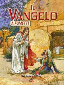 Copertina di 'Il Vangelo a fumetti 3'