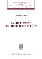 La circolazione dei diritti della persona - Ferdinando Tozzi