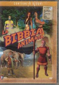 Copertina di 'La Bibbia mimata. 3 dvd'