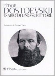 Copertina di 'Diario di uno scrittore'