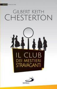 Copertina di 'Il club dei mestieri stravaganti'