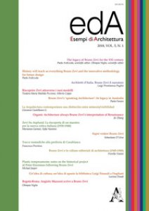 Copertina di 'EDA. Esempi di architettura 2018. International journal of architecture and engineering (2018)'
