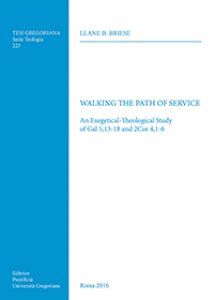 Copertina di 'Walking the path of service'