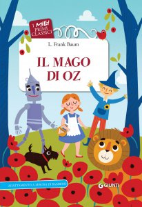 Copertina di 'Il Mago di Oz'