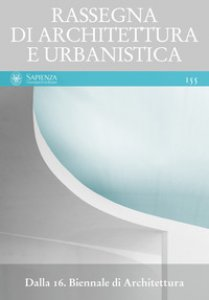 Copertina di 'Rassegna di architettura e urbanistica'
