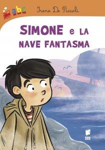 Copertina di 'Simone e la nave fantasma'