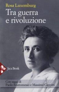 Copertina di 'Tra guerra e rivoluzione'