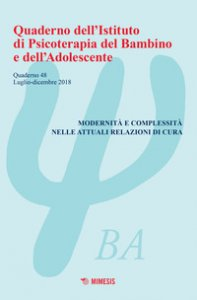 Copertina di 'Quaderno dell'Istituto di psicoterapia del bambino e dell'adolescente'