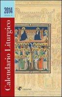 Calendario liturgico 2014