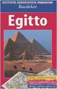 Copertina di 'Egitto. Con carta stradale 1:1 000 000'