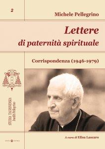 Copertina di 'Lettere di paternità spirituale'