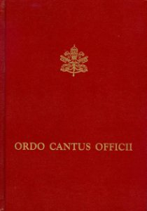 Copertina di 'Ordo cantus officii'