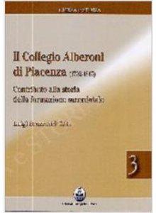 Copertina di 'Il Collegio Alberoni di Piacenza (1732-1815)'