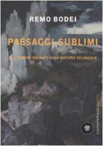 Copertina di 'Paesaggi sublimi. Gli uomini davanti alla natura selvaggia'