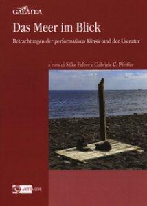 Copertina di 'Das Meer im Blick. Betrachtungen der performativen Künste und der Literatur'