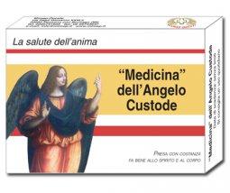 "Copertina di '""Medicina"" dell'Angelo Custode'"