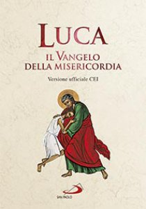 Copertina di 'Luca. Versione ufficiale CEI - A caratteri grandi'