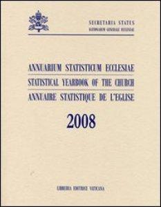 Copertina di 'Annuarium Statisticum Ecclesiae'