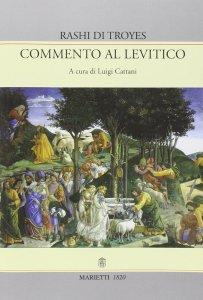Copertina di 'Commento al levitico'