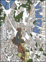 Roma. Coloring tour - Stecher Silvia
