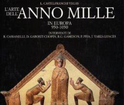 Copertina di 'L'arte dell'anno Mille in Europa'