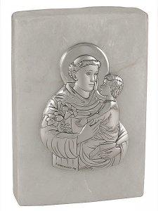 Copertina di 'Scatola in madreperla con Sant'Antonio'