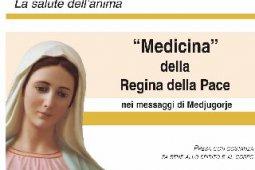 "Copertina di '""Medicina"" della Regina della Pace'"