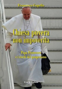Copertina di 'Chiesa povera non impoverita'