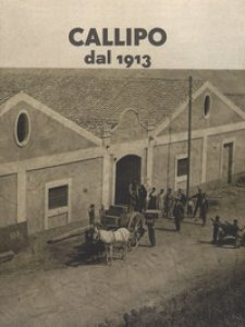 Copertina di 'Callipo dal 1913'