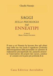 Copertina di 'Saggi sulla psicologia degli enneatipi'