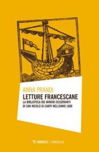 Copertina di 'Letture francescane'
