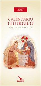 Copertina di 'Calendario liturgico 2017'