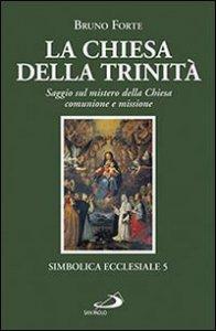 Copertina di 'La Chiesa della Trinità'