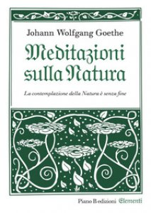 Copertina di 'Meditazioni sulla natura'