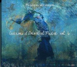 Copertina di 'Canzoni d'amore al Padre vol. 6 (cd + dvd)'