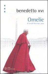 Copertina di 'Omelie 2010 di Joseph Ratzinger'