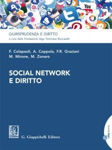 Copertina di 'Social network e diritto - e-Book'