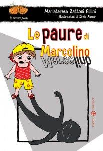 Copertina di 'Le paure di Marco-Lino'