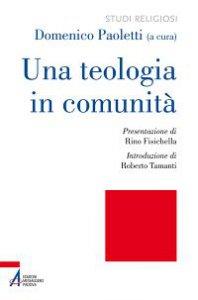 Copertina di 'Una teologia in comunità'