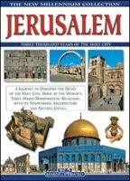 Gerusalemme. I 3000 anni della città santa. Ediz. inglese - Bianucci Rita,  Magi Giovanna,  Valdés Giuliano