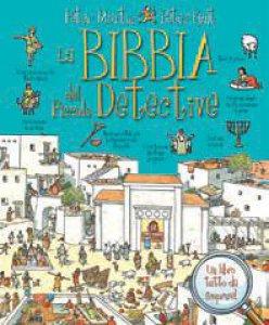 Copertina di 'La Bibbia del piccolo detective'