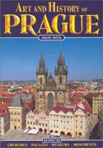 Copertina di 'Arte e storia di Praga. Ediz. inglese'