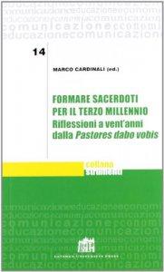Copertina di 'Formare sacerdoti per il terzo millennio'