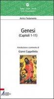 Genesi (capitoli 1-11) - Cappelletto Gianni