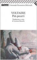 Pot-pourri - Voltaire