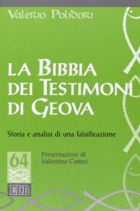 Copertina di 'La Bibbia dei testimoni di Geova'