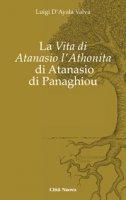 """La """"Vita di Atanasio l'Athonita"""" di Atanasio di Panaghiou - Luigi D'Ayala Valva"""